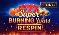 Super Burning Wins: Re-Spin
